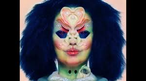 björk utopia make up by hungry