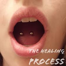 The Healing Process Of A Tongue Piercing With Pictures Tatring