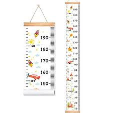 Xhong Baby Growth Chart Wall Ruler Growth Chart For Kids