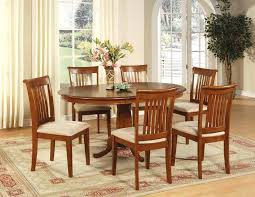 7 piece round dining table set 7 piece dining room set in dark brown contemporary table sets inside freeport brown 7 piece pedestal extending oval table