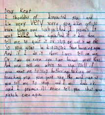 Apology Love Letter Example Kids Apology Letter Write A Apology Letter To A Kids Kids At 16