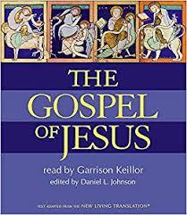 Amazon   The Gospel of Jesus   Keillor, Garrison, Johnson, Daniel L.    Christianity