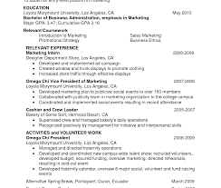 Generous Resume Put Education First Or Last Ideas Entry Level