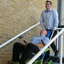 chair for stairs. Emergency Evacuation Chair For People With Disabilities Stairs