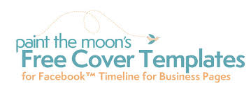 Free Facebook Covers Templates Fun And Free Facebook Templates Paint The Moon Photoshop Actions