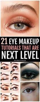 21 dramatic eye make up tips ideas and tutorials for beginners