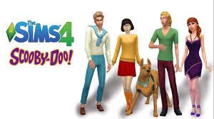 The Sims 4 | Create-a-sim| Mystery Gang: VELMA! - YouTube
