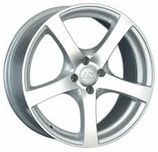 Колесный <b>диск LS Wheels</b> LS357 7x17/5x114.3 D73.1 ET40 HPB ...