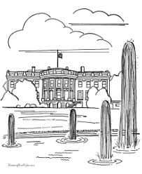 Small Picture The White House History Facts Pictures and Coloring pages