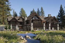 MossCreek  Luxury Log Homes  Timber Frame HomesLuxury Mountain Home Floor Plans