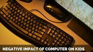 essay on negative impact of computer on kids short essays on  essay on negative impact of computer on kids