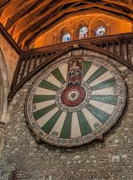 the winchester round table dates from the 13th century olaf protze lightrocket getty
