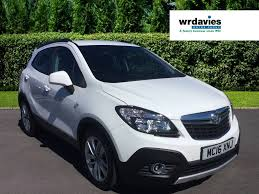 vauxhall mokka 12 16 1 6i exclusiv 5d wr davies anglesey