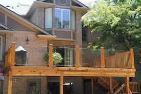 glass railings pros