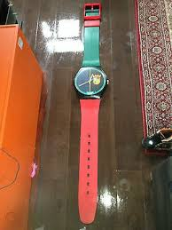 maxi swatch watch sir swatch giant