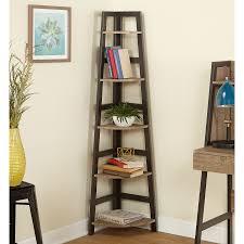 simple living lana corner shelf impressions white kit with trim free today media rack wall