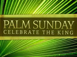 Palm Sunday Sermon Ppt