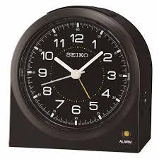 seiko qhe085klh zenith alarm clock
