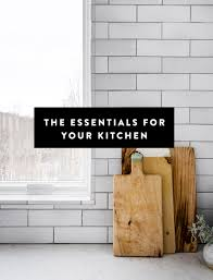 the essentials for a great kitchen if you love to cook see them all on