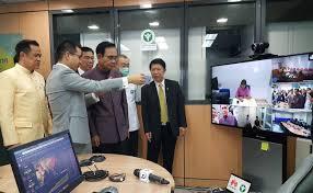 หัวเว่ย เสริมกำลังประเทศไทยสู้ภัยโควิด-19  ด้วยนวัตกรรมการสื่อสารทางไกลเพื่อการแพทย์