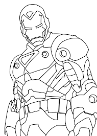 With iron man 3 coming to blu ray and dvd on sept 25, i decided to share some of my favorite iron man printables. Iron Man Hero Coloring Pages For Kids Printable Free Superhero Coloring Pages Superhero Coloring Cartoon Coloring Pages
