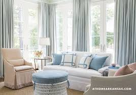 more images of pale blue curtains bedroom