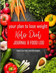 Your Plan To Lose Weight Keto Diet Journal Food Log 90