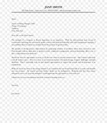 Cover Letter Resume Application For Employment Curriculum Vitae