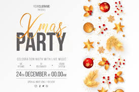 Free Christmas Invitation Template Christmas Invitation Vectors Photos And Psd Files Free