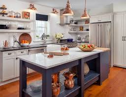white traditional kitchen copper. United States Copper Tea Kettle Home Kitchen Farmhouse With Light Fixtures Islands Island Shelf White Traditional