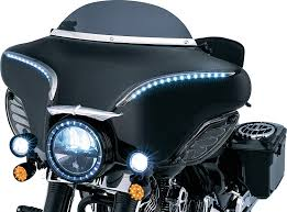 Kuryakyn 1310 <b>Motorcycle Accessory</b>: Smooth <b>Windshield</b> Trim
