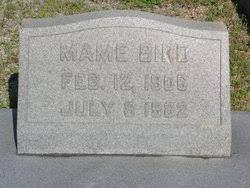 Mamie Bird (1906-1982) - Find A Grave Memorial
