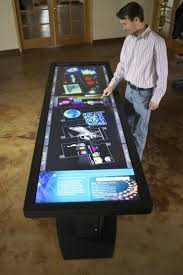 Interactive Coffee Table 1000 Images About Touch Table On Pinterest Technology Museums