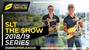 Super League Triathlon 2018/19 - The Show - YouTube