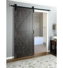 interior barn doors for glass