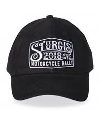 hot leathers cap 2018 sturgis motorcycle rally sturgis sign кепка for 710 uah in kyiv