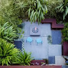 garden shade. Urban Shade Garden