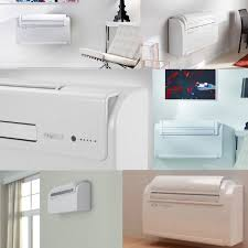 air conditioning without external unit. through the wall, all in one air conditioning systems have no outdoor units as associated with split conditioning. finished a attractive hard wearing without external unit i