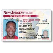 Bans j N Smiles Driver's License
