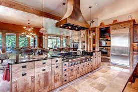 Good Beautiful Kitchen With Wood European Cabinetry