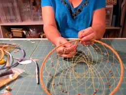 How To Make A Dream Catcher Web