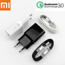<b>Original Xiaomi</b> Fast Charger USB <b>Type</b>-<b>C</b> Cable For <b>Mi</b> 8 SE 9 ...