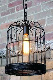 birdcage light fixture pendant chandelier co for warm with regard to 6 birds birdcage light