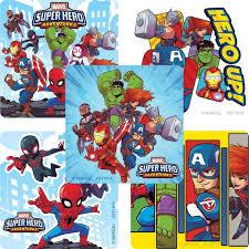 Marvel Superhero Adventure Stickers Marvel Envelope Seals Party Favors Reward Charts Parents Merit Awards Teachers Birthday Party