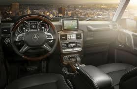 2016 mercedes g wagon interior. Exellent Interior MercedesBenz GClass Interior Intended 2016 Mercedes G Wagon