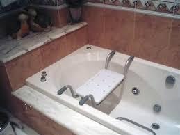 aluminium bathtub seat