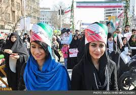نتیجه تصویری برای 22 بهمن  در کرج95