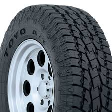 Toyo Open Country A T Ii Performance Radial Tire 285 70r17 121s