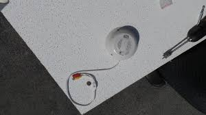 how to install a hidden smoke detector security camera smoke detector security camera ceiling tile installation