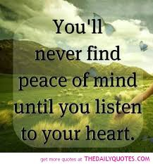Peaceful Mind Peaceful Life Quotes Adorable 48 Best Peace Of Mind Quotes And Sayings